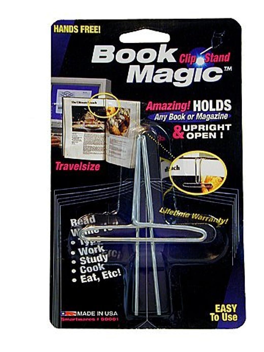 Book Magic Book Clip and Stand (Chrome) pnw6272291