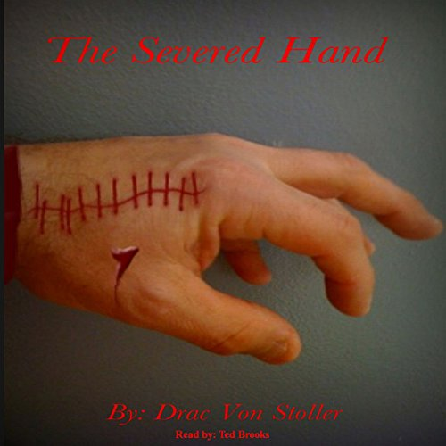 The Severed Hand audiobook cover art
