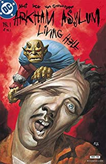 Arkham Asylum: Living Hell #6 (of 6) (English Edition)