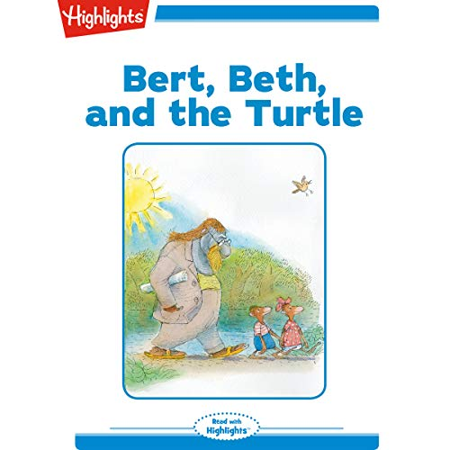 Bert Beth and the Turtle cover art