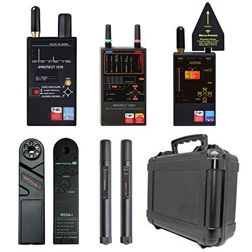 Surveillance Bug Detector
