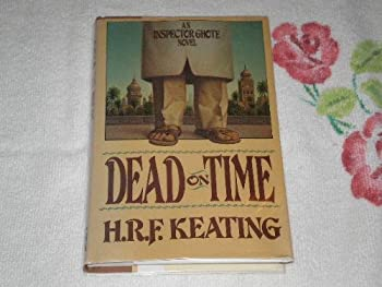 Dead on Time 0892963867 Book Cover