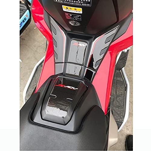 para H-Onda XADV 750 2017 2018 2019 Motocicleta 3D Pegatina para Tanque De Combustible Pegatina Protectora Calcomanía