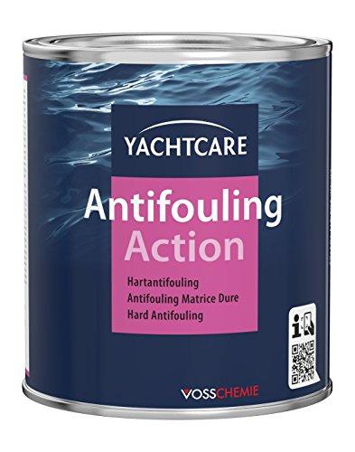 Yachtcare Antifouling Action 750ML blau - Hartantifouling für Boote