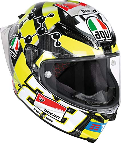 AGV Motorradhelm Pista Gp R E2205 Repl.PLK, Iannone 2016 Carbon, L