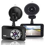 ORSKEY Dash Cam 1080P Full HD Car DVR Dashboard Camera Video Recorder in Car...