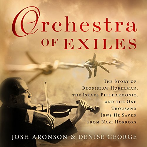 Orchestra of Exiles audiobook cover art