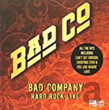 Bad Company - Hard Rock Live (Includes CD) [DVD] [2010]