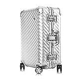 XIANGSHAN Valigia Trolley - Adatti la Custodia Trolley in Lega di magnesio di Alluminio/Durevole Custodia da Viaggio for imbarco for Viaggi di Grande capacità / 32 Pollici / 64 * 41 * 25 cm