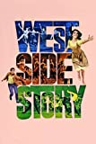 West Side Story West End Stage Musical Poster-Nachdruck
