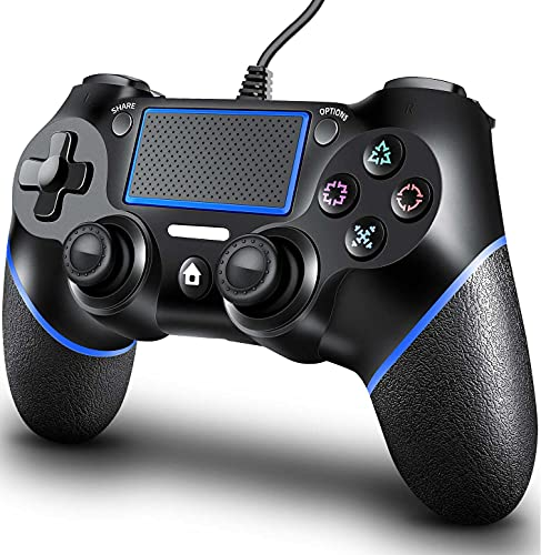 OKHAHA Wired PS4 Controller, Wired …