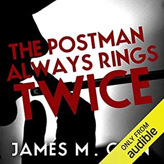 The Postman Always Rings Twice cover art