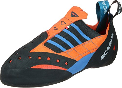 Scarpa Instinct SR Kletterschuhe lite orange Schuhgröße EU 40,5 2020 Boulderschuhe