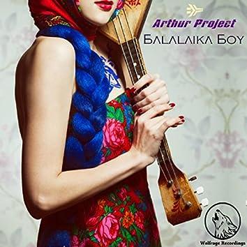 Balalaika Boy