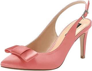 Best coral satin shoes Reviews