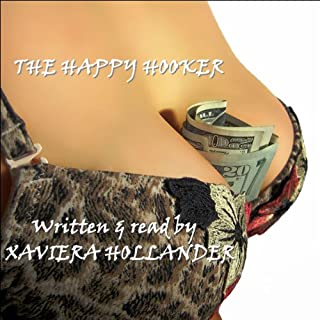 The Happy Hooker audiobook cover art