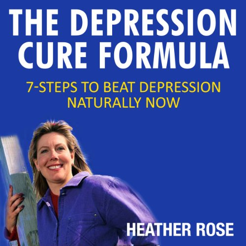 The Depression Cure Formula cover art