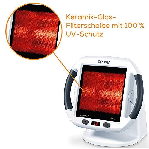 Beurer IL 50 Infrarot-Wärmestrahler Infrarotlampe zur Behandlung von Erkältungen kaufen  Bild 1*