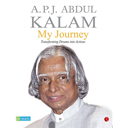 My Journey audiobook cover art