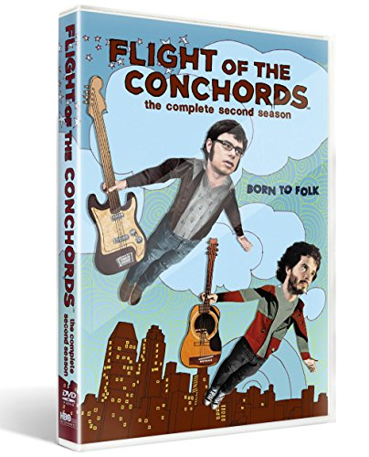 Flight of the Conchords: The Complete Second Season