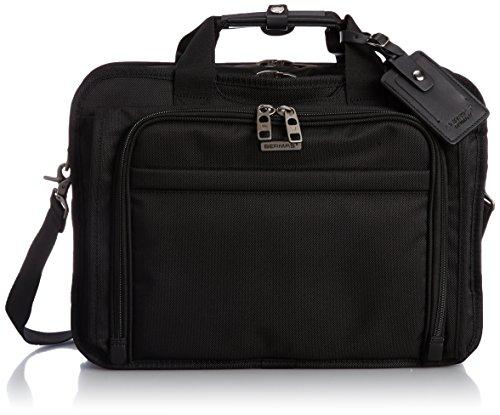 [バーマス] ビジネスバッグ ファンクションギアプラス A4サイズ対応 ショルダーストラップ付 60434 ブラック