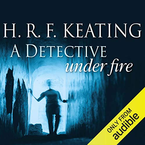 A Detective Under Fire cover art