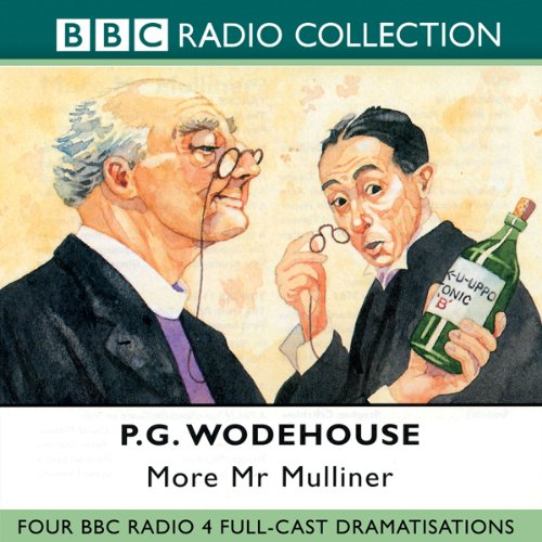 More Mr Mulliner (Dramatised) audiobook cover art