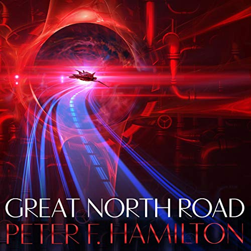 Great North Road audiobook cover art