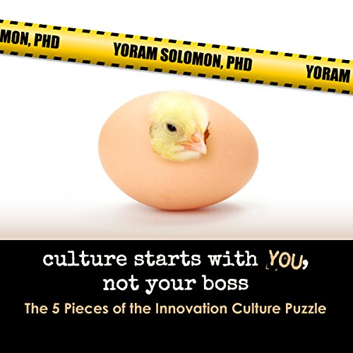 Culture Starts with You, Not Your Boss audiobook cover art