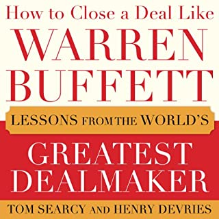 How to Close a Deal Like Warren Buffett cover art