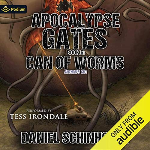 Can of Worms audiobook cover art