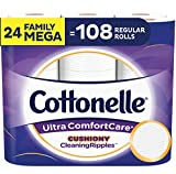 Cottonelle Ultra ComfortCare Soft...