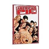 AFBG Filmposter American Pie Poster, dekoratives Gemälde,