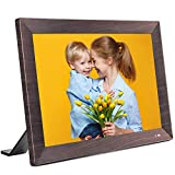 VANKYO WiFi Digital Picture Frame, 10.1 inch HD Touch Screen, Instant Share Photos and Videos via App, Email, Cloud from...