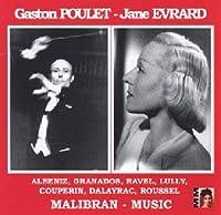 Albeniz/Granados/Ravel/Lully
