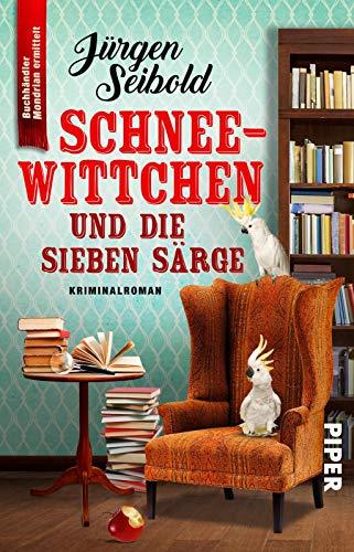 Buchseite und Rezensionen zu 'Schneewittchen und die sieben Särge' von Jürgen Seibold