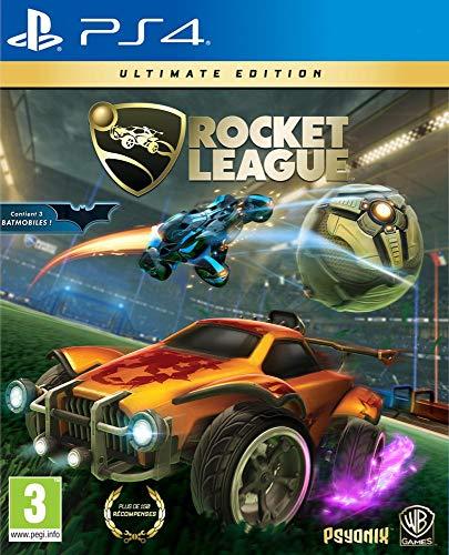 Rocket League U. Edition Ps4