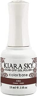 Kiara Sky Gel Polish, Ceo, 15 Gram