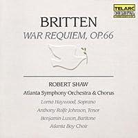 Britten: War Requiem by Shaw/ASO/Chorus (1989-07-24)