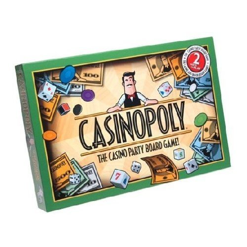Reveal Entertainment Casinopoly Board Game