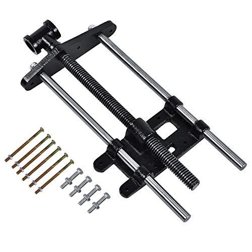 Prensa de mesa resistente de 10,5 pulgadas para carpintero, abrazadera de clip de metal para carpintería