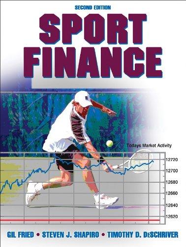 Sport Finance, Second Edition