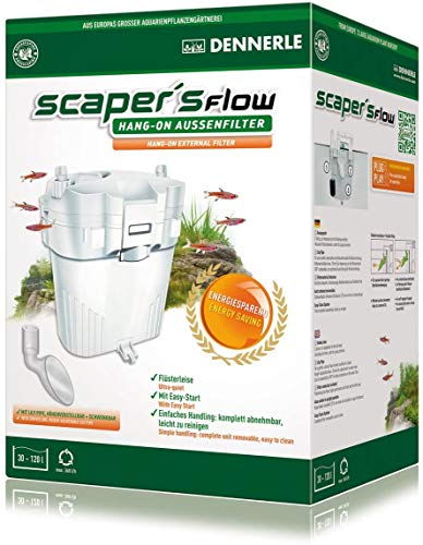Dennerle Scaper\'s Flow - Hang on Außenfilter für Aquascaping-Aquarien