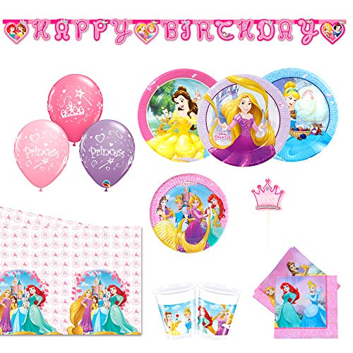 Pack Monta tu fiesta de Princesas