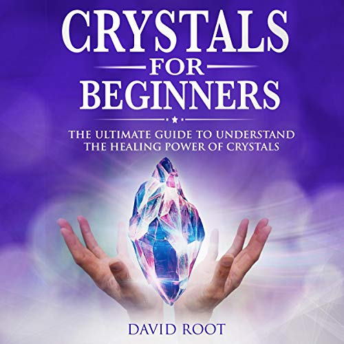 Crystals for Beginners audiobook cover art