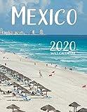 Mexico 2020 Wall Calendar