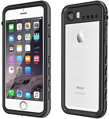 Waterproof Case for iPhone 6 6s IP68 Waterproof Snowproof Shockproof and Dustproof Cover Case product image