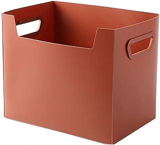 JINTIANSDS Plastique Pliable Boîtes De Rangement avec Handle,Portable Grande Capacité Paniers De Rangement,Économie D'espa...