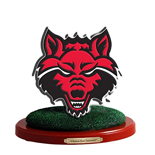 Memory Company COL-AKS-200 Official NCAA Arkansas State University 3D Logo, Multicolor, One size