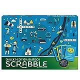 [page_title]-Mattel Games GPW44 - Scrabble Dialekt Edition Bayern Wörterspiel und Brettspiel geeignet für 2 - 4 Spieler, Gesellschaftsspiele und Wortspiele ab 16 Jahren